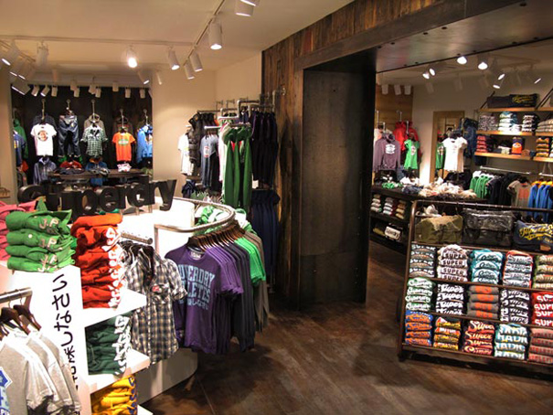 gallery for clothing store design ideas