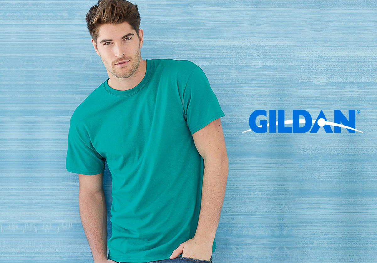 Gildan quality t-shirt blanks