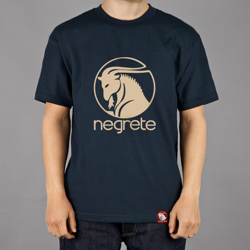 T-Shirt Magazine Review - Negrete Clothing Ibex Logo