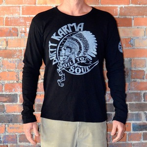 T-Shirt Magazine | Dirty Karma Comanche T-Shirt