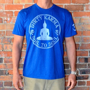 T-Shirt Magazine | Dirty Karma Image of Zen T-Shirt