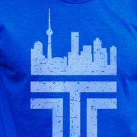 Buy Now: Retro Style Toronto T-Shirt