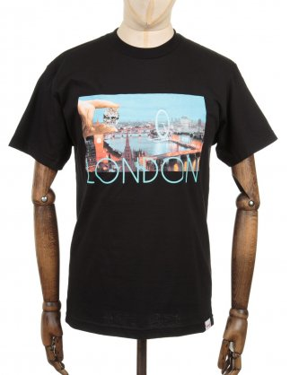 london tee-diamon supply-fat buddah