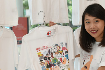 uniqlo x vicki collab