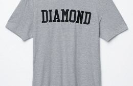 diamond supply co terry tee