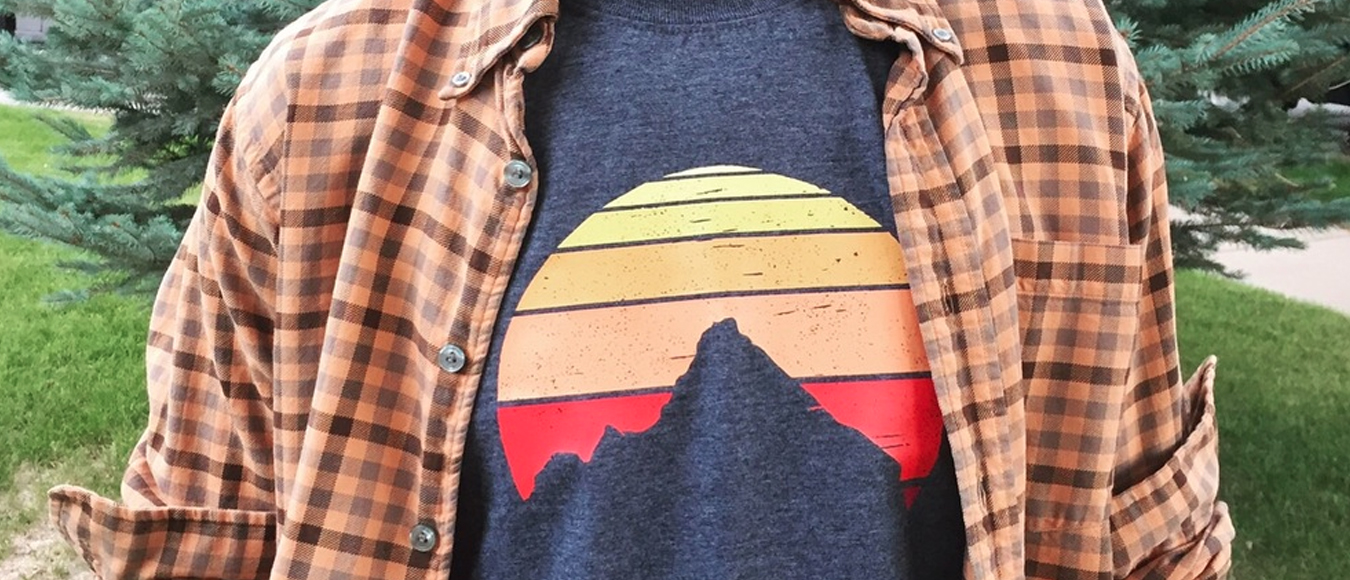 Oh Sweet Joy: Mountain Sun Tee