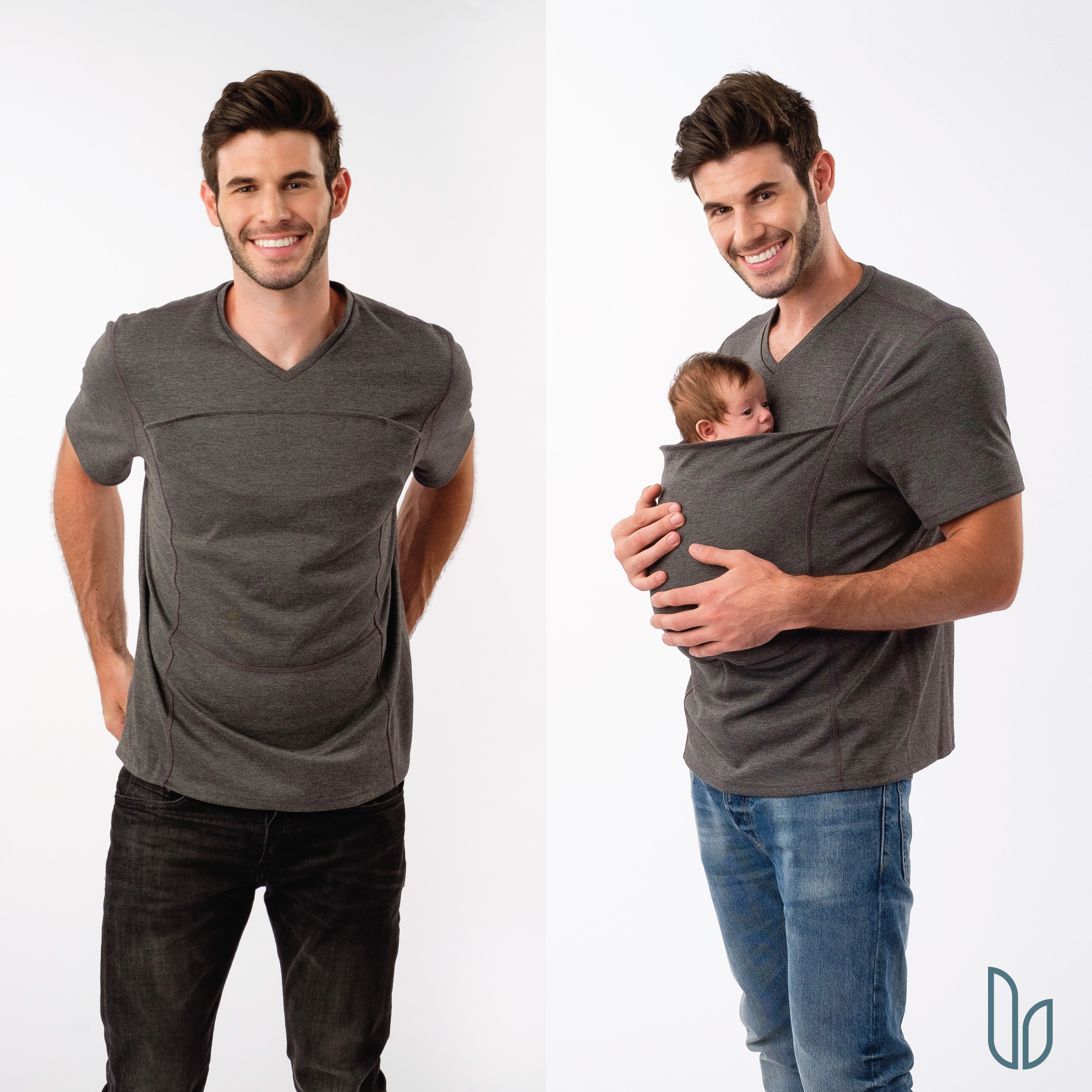 Lalabu-Dad-Shirt-with-and-without-Baby